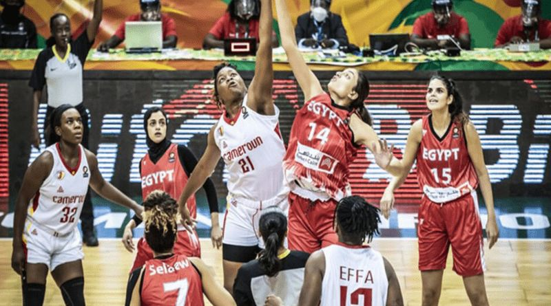 Lionnes indomptables Afrobasket 2021